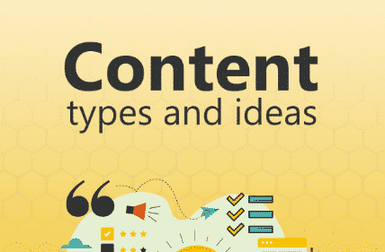 Content Types and Ideas